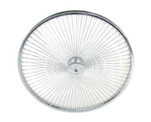 "Lowrider 26"" Chrome Steel 144 Spoke Hollow-Hub Wheels 26"" x 2.125"""