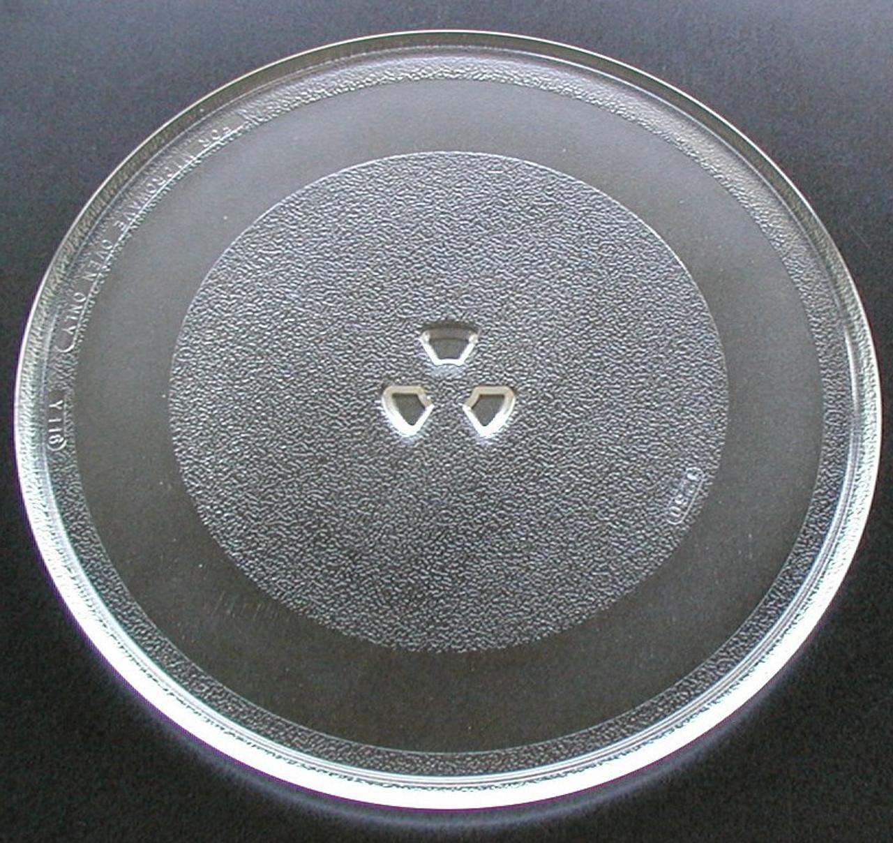 """Microwave Glass Plate for  LG LMV1680ST,LMV1630ST,LMV1680BB 12 3//4/"""""""