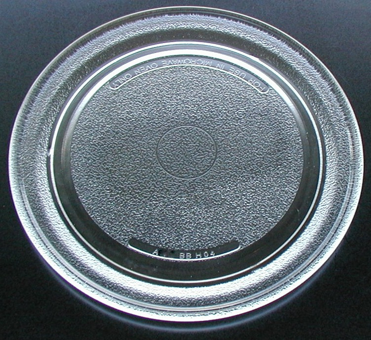 Sharp Microwave Glass Turntable Plate Tray for Model R551Z and SMC1840 Models R551ZS