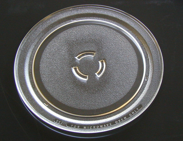 Whirlpool Microwave Glass Turntable Plate / Tray 12 in # 4393799