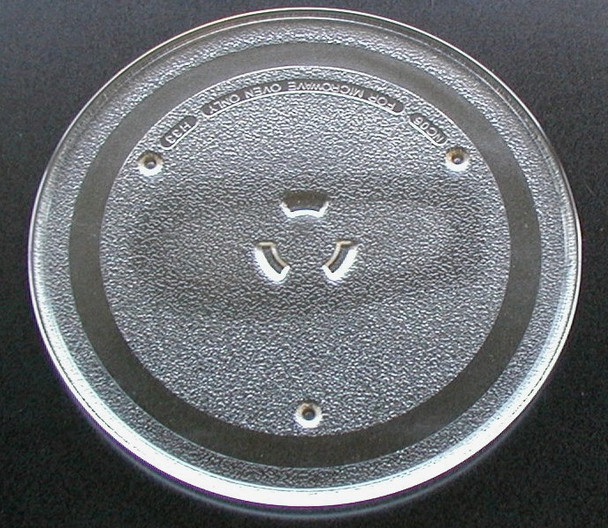 """G.E. Microwave Glass Turntable Plate / Tray 10 """" WB49X10065"""