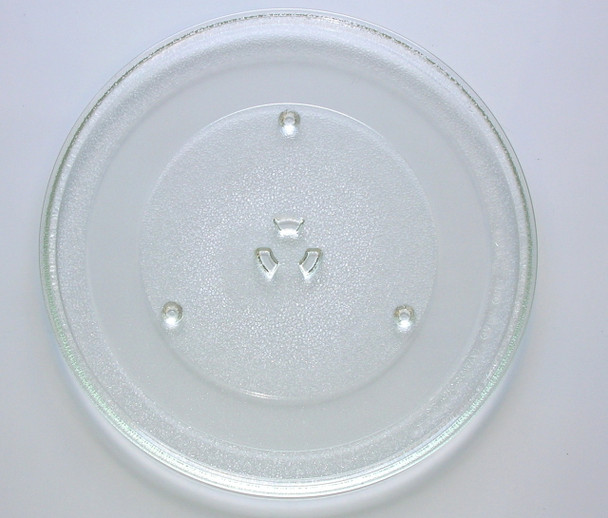 "G.E. Microwave Glass Turntable Plate / Tray 11 1/4 "" WB49X10224"