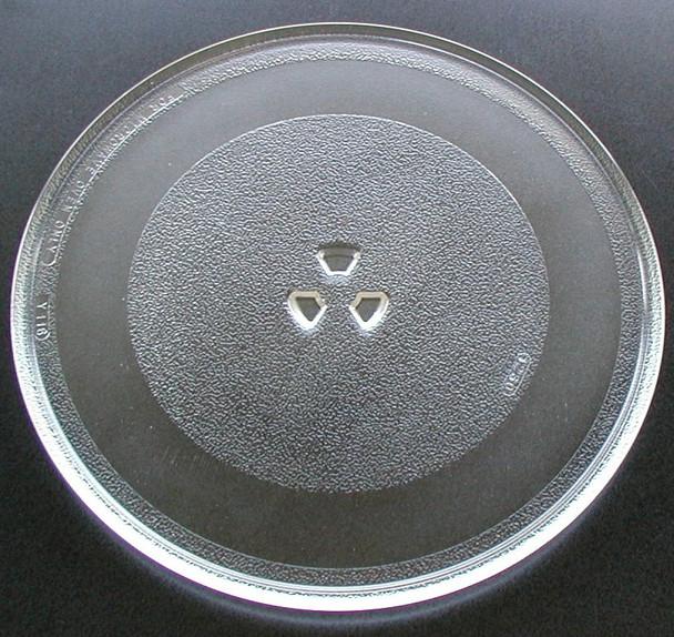 "G.E. ADVANTIUM Microwave Glass Plate / Tray 12 3/4 "" WB49X10074"
