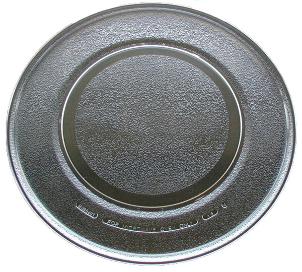 """G.E. Microwave Glass Turntable Plate / Tray 15 1/2 """" WB49X690"""