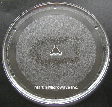 Recycled Amana Maytag Microwave Glass Turntable Plate