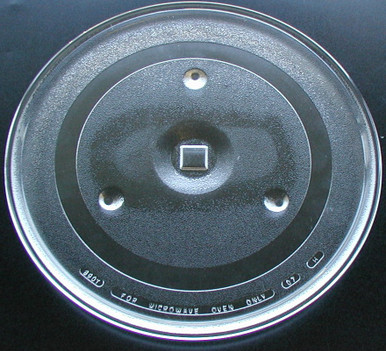 Recycled Original Ge Microwave Glass Turntable Plate