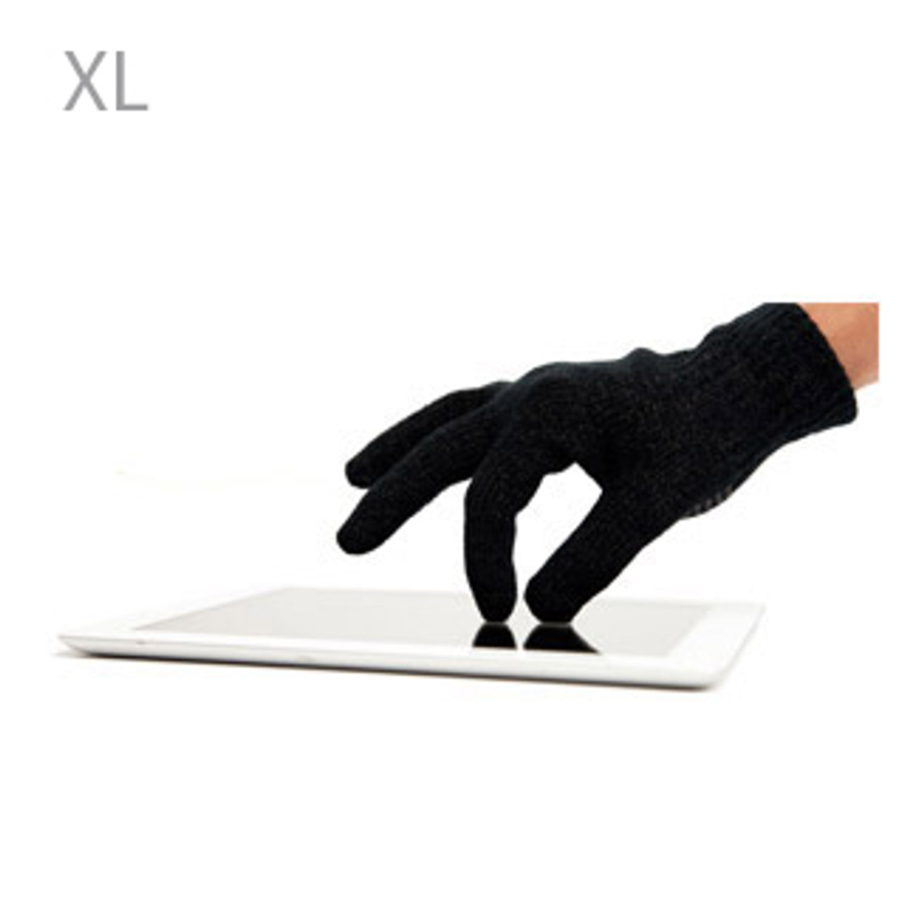 Agloves Sport Black Touchscreen compatible gloves - XLarge - 4755AGSPORTXL