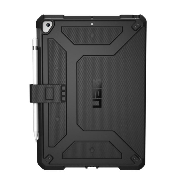iPad 10.2 (2019-2021) (7th-9th Gen) UAG Black Metropolis Series Case - 15-06367