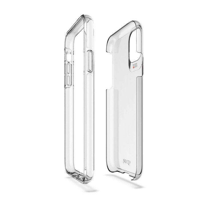 iPhone 11/XR Gear4 D3O Clear Crystal Palace Case - 15-04769