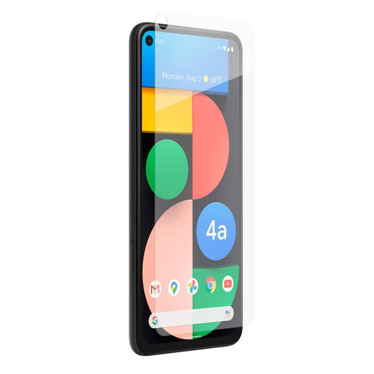 Google Pixel 4a (5G) ZAGG InvisibleShield Glass Elite+ Glass Screen Protector - 15-07963