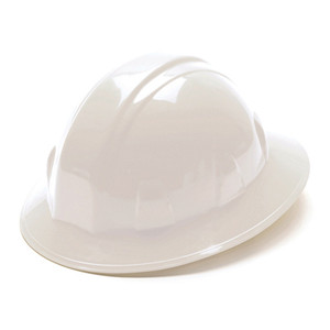 SL Series Hard Hat - Full Brim, White (HP24110)