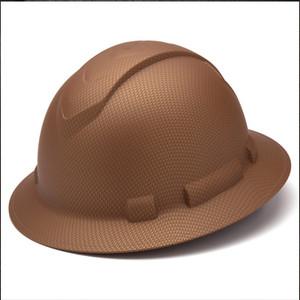 Ridgeline Hard Hat - Full Brim, Copper (HP54118)