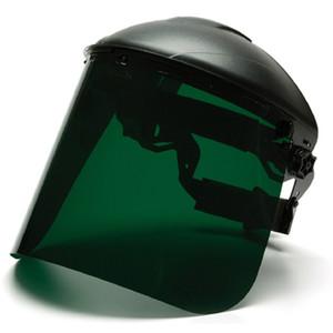 Face Shield - Dark Green (Headgear not included) (S1035)