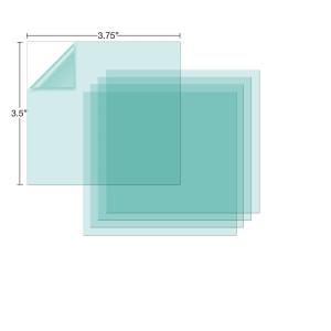 Inside Lens Clear 5/Pkg (KP3044-1)