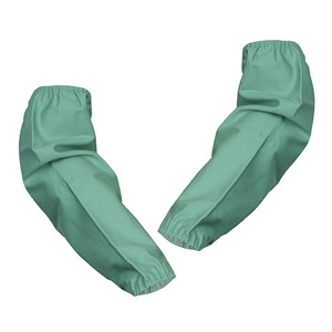 "23"" Green FR Sleeves w/ Elastic (6200E)"
