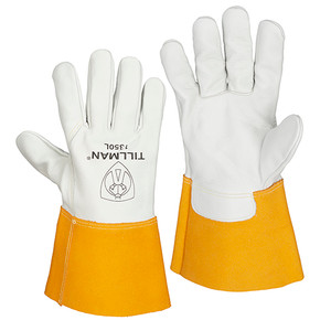 Top Grain Cowhide Unlined MIG Glove (1350)