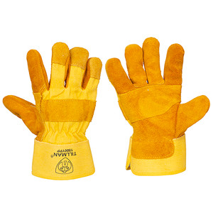 Cowhide & Canvas Work Glove - Large (1500YPP)