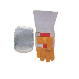 Aluminized PFR Rayon Hand Shield (44-3006)