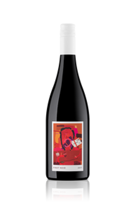 Floral, spice, cherry and plum notes. Silky and soft palate with flavors of ripe dark fruit  and subtle notes of savoriness.