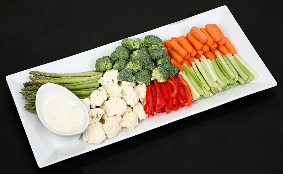 Vegetable/Crudité Platter
