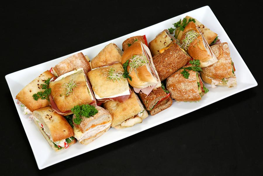Gourmet Sandwich or Wrap Platter