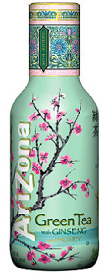 Arizona Green Tea (10 Bottles, 16oz Each)