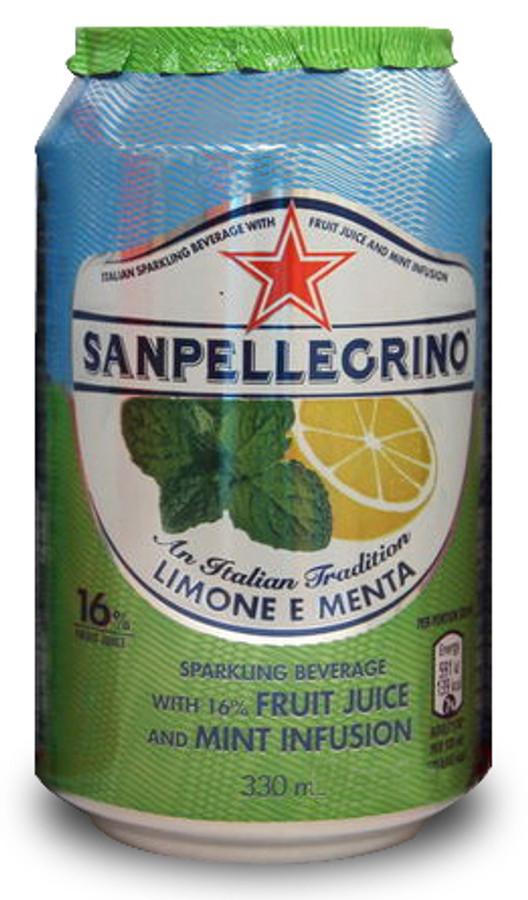 Pellegrino Sparkling Fruit (10 Cans, 12oz Each)