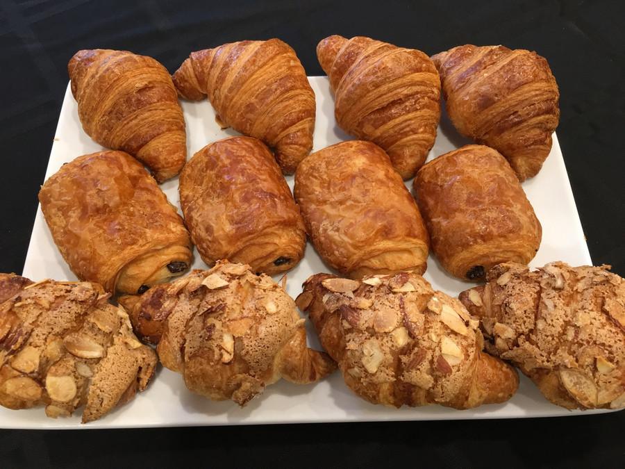 Balthazar Croissant Assortment - One Dozen