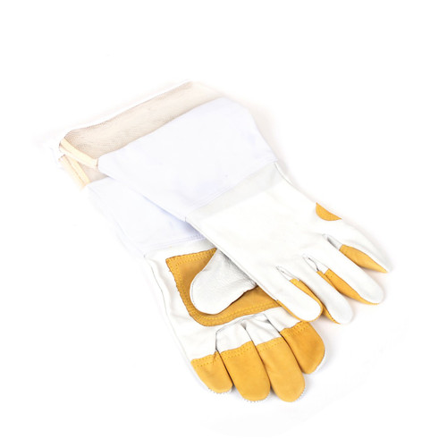 Cowhide Ventilated Gloves