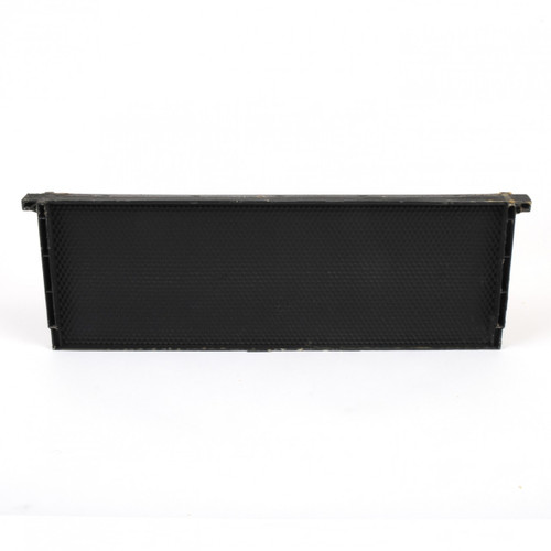 Plastic Medium Frame - Black 10pk