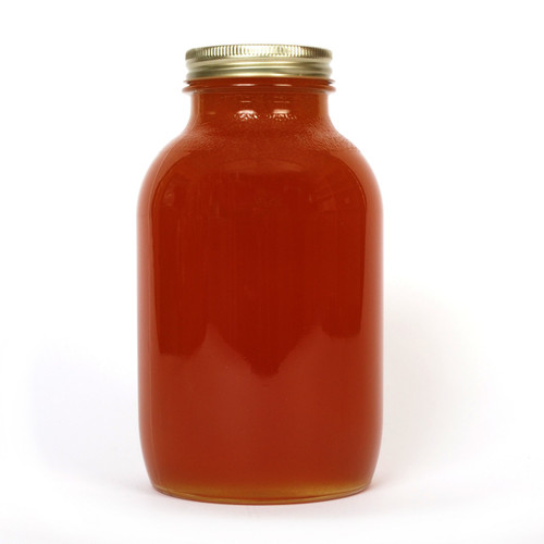 Glass 5lb Jar
