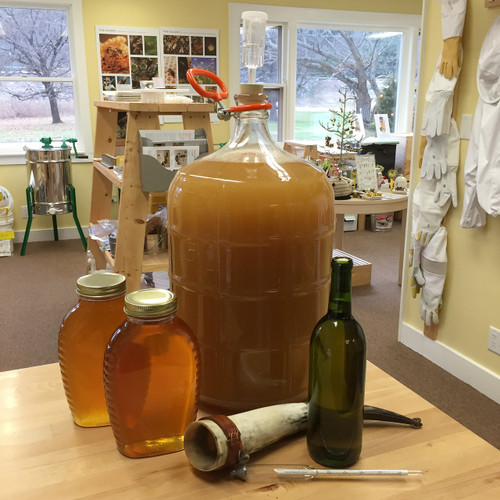 Mead Making Workshop with Jorik - Sat Nov 7, 2020 - Sold out