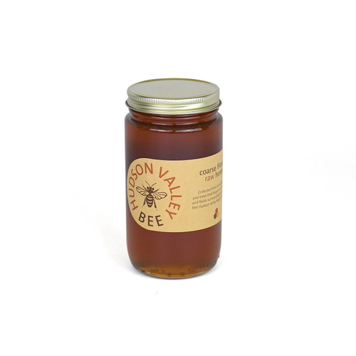 Honey - HVBee Raw Honey 1lb