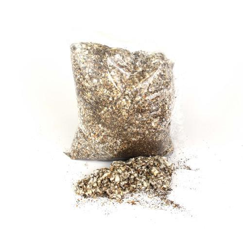 Raw Cotton Smoker Fuel