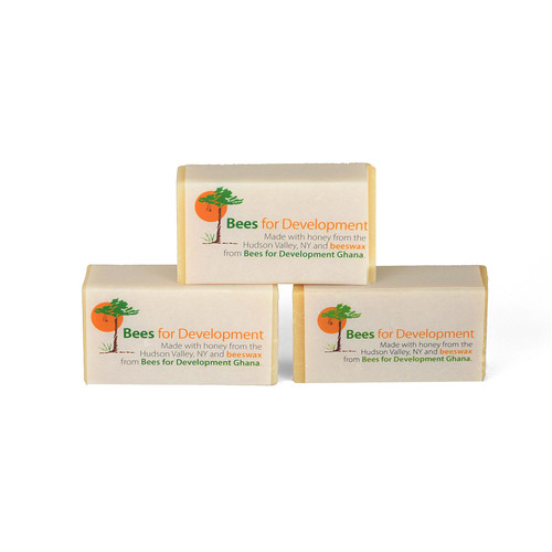 Bees for Development Soap - Cypress