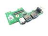 Dell Inspiron 14Z (N411z) Audio USB IO Circuit Board - HRYKN