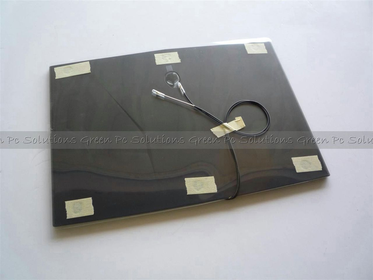 Alienware M14X  Black LCD Back Cover Lid Top - X6GMK