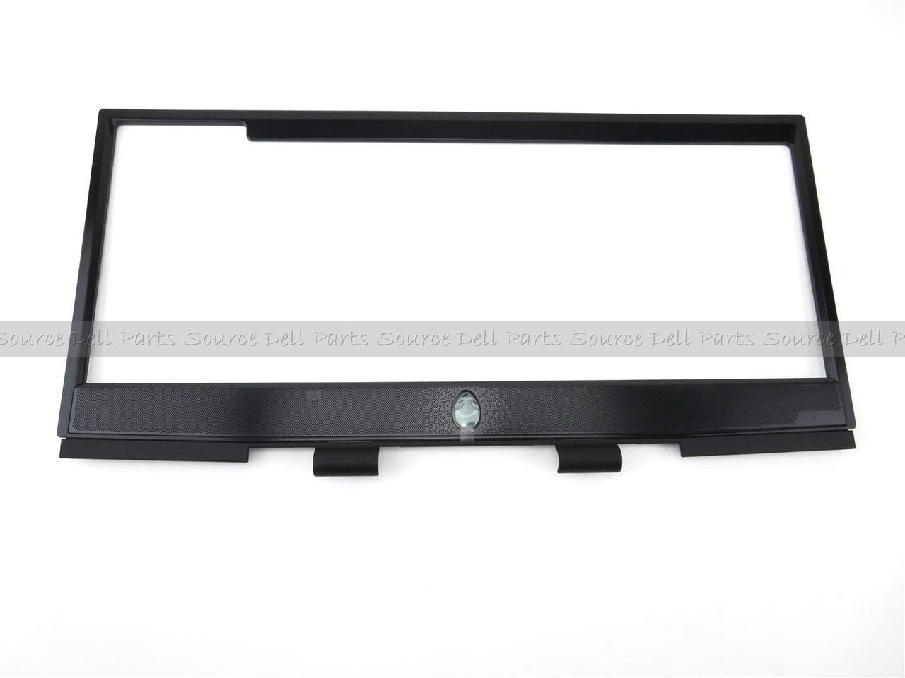 Alienware M14x Center Control Power Button Cover Hinge Cover - XY3YC