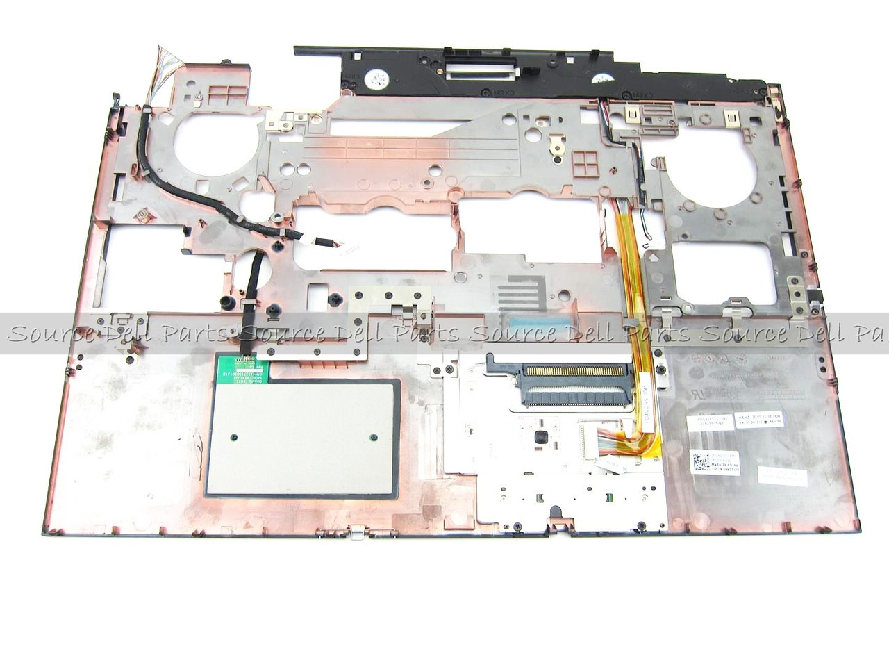 Dell Precision M6400 Palmrest Touchpad Assembly