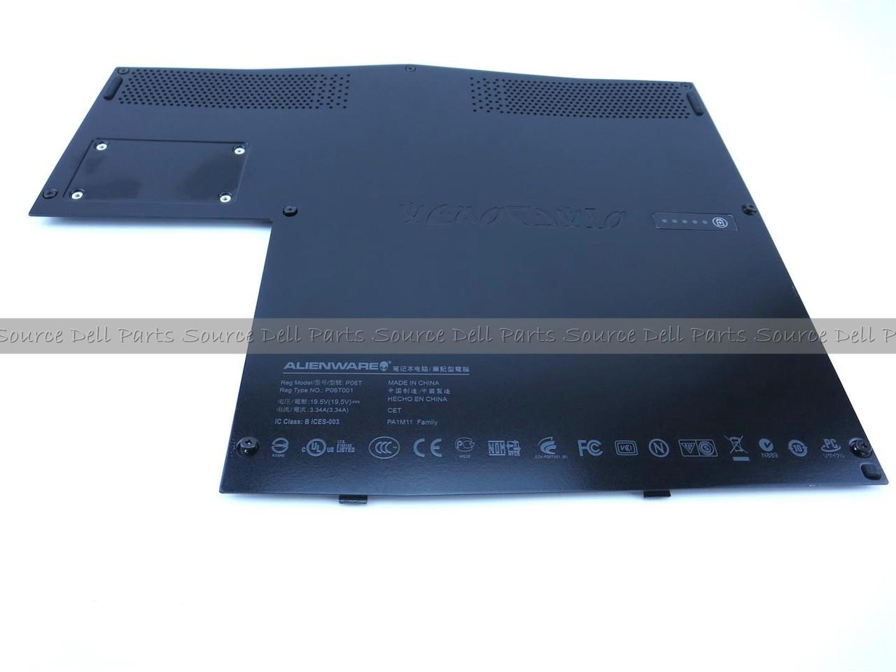 Alienware M11X Bottom Base Access Panel - Y8P0K