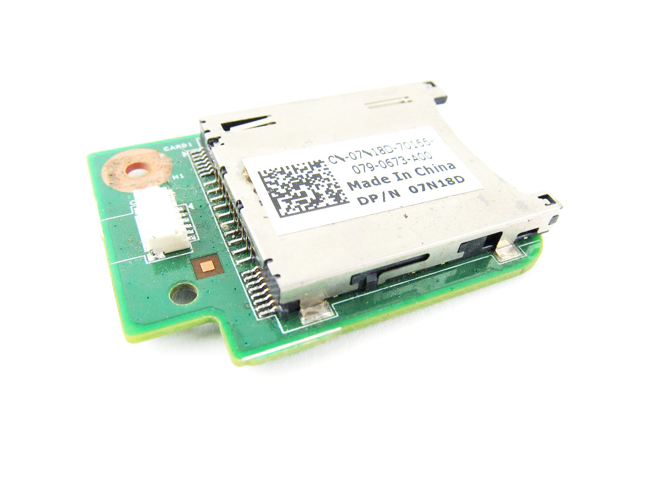 Dell Inspiron N5010 / M501R M5010 Card Reader Board - 7N18D