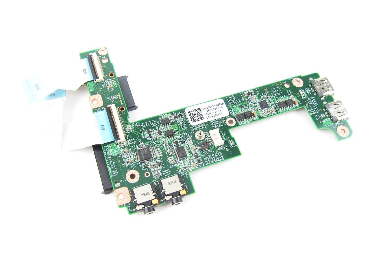 Dell Inspiron 1470 Audio / USB Audio Circuit Board - 3CP1N
