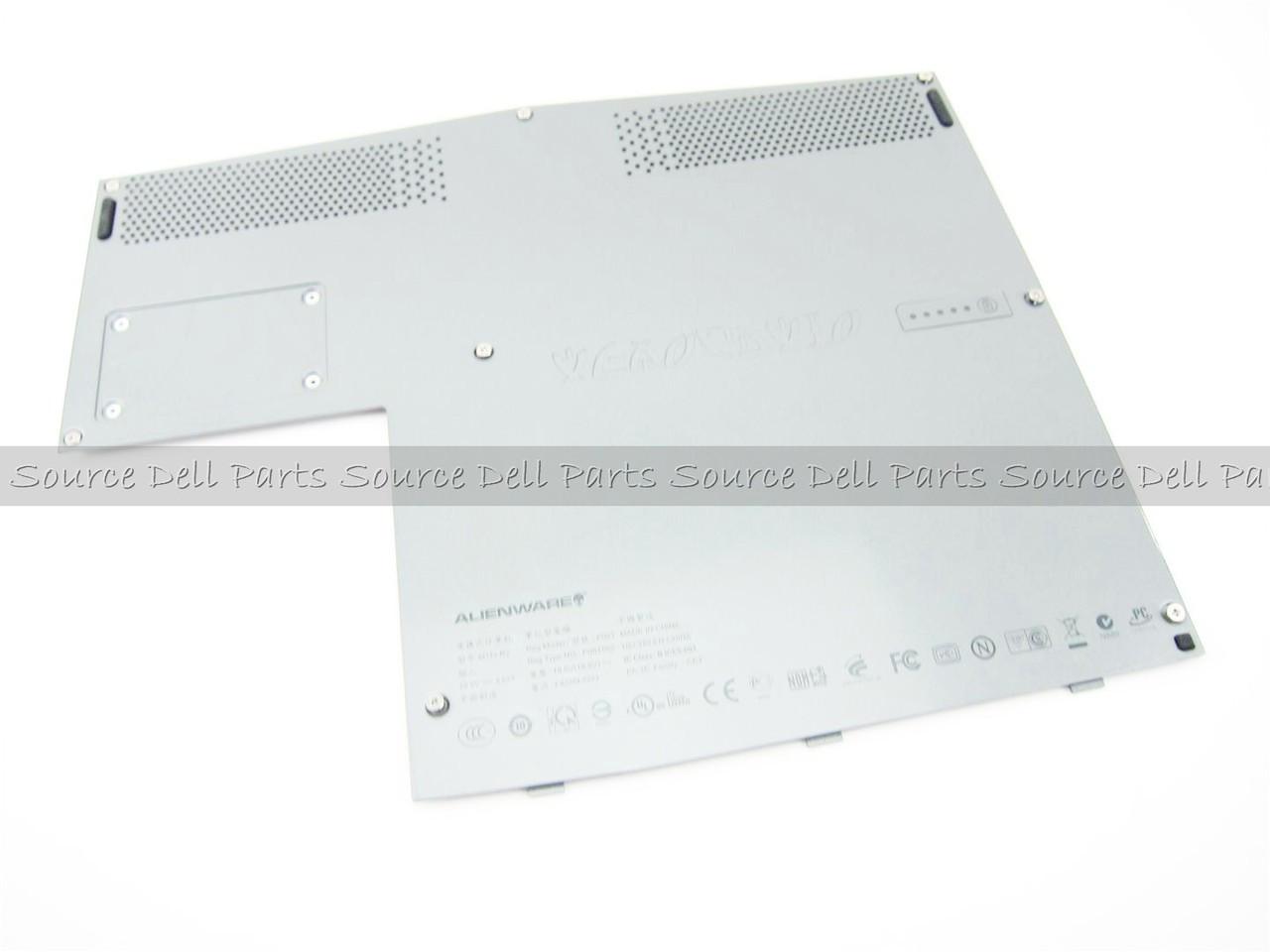 Alienware M11xR2 Gray Bottom Base Access Panel Door - 68F75