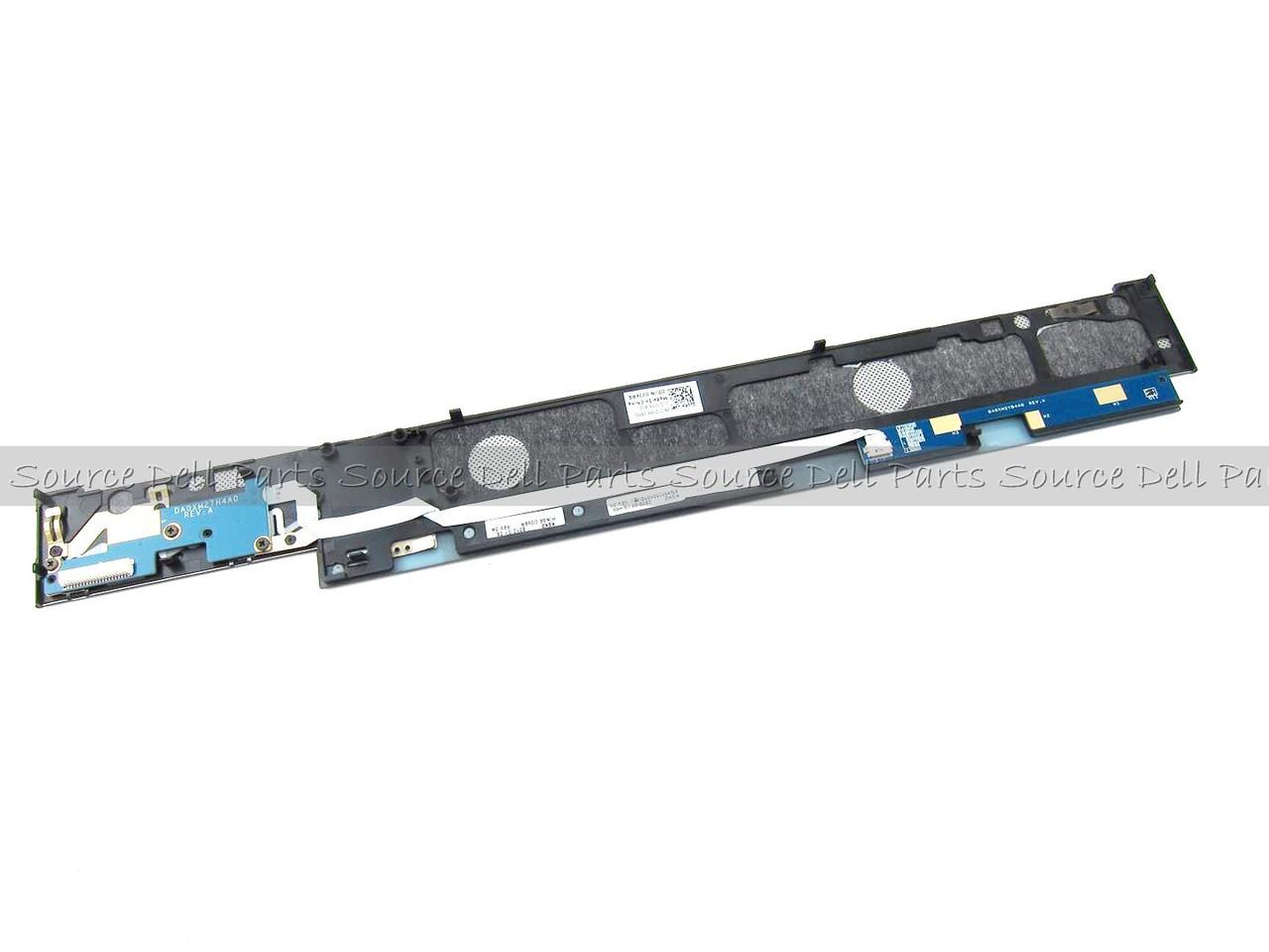 Dell Precision M6500 Power Button Center Control Cover - 7JYRR