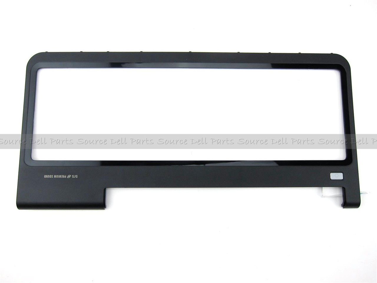 Dell Inspiron 1764 Center Control Power Button Keyboard Surround Trim - F8XMF