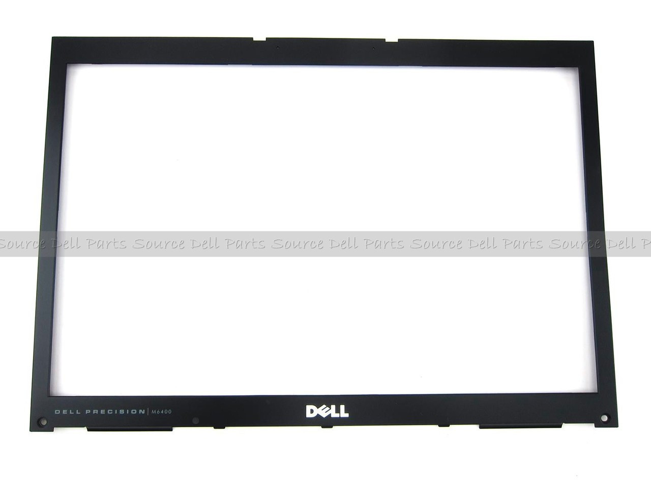 """Dell Precision M6400 17"""" LCD Front Trim Cover Bezel Plastic - NO Camera Window - G749F"""