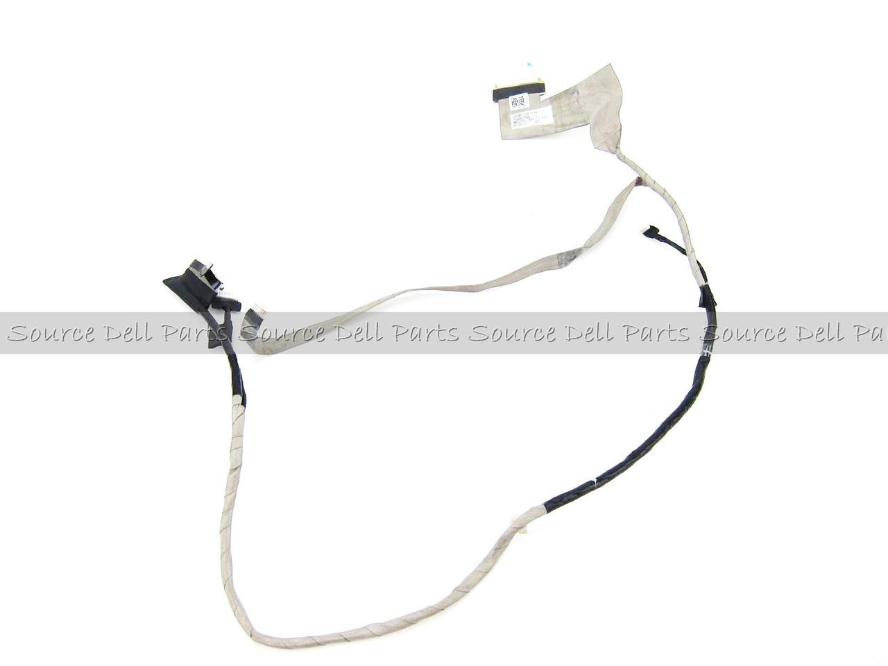 "Dell Latitude E6430 14"" WXGAHD LCD Video and Cam Cable - RY7PH"
