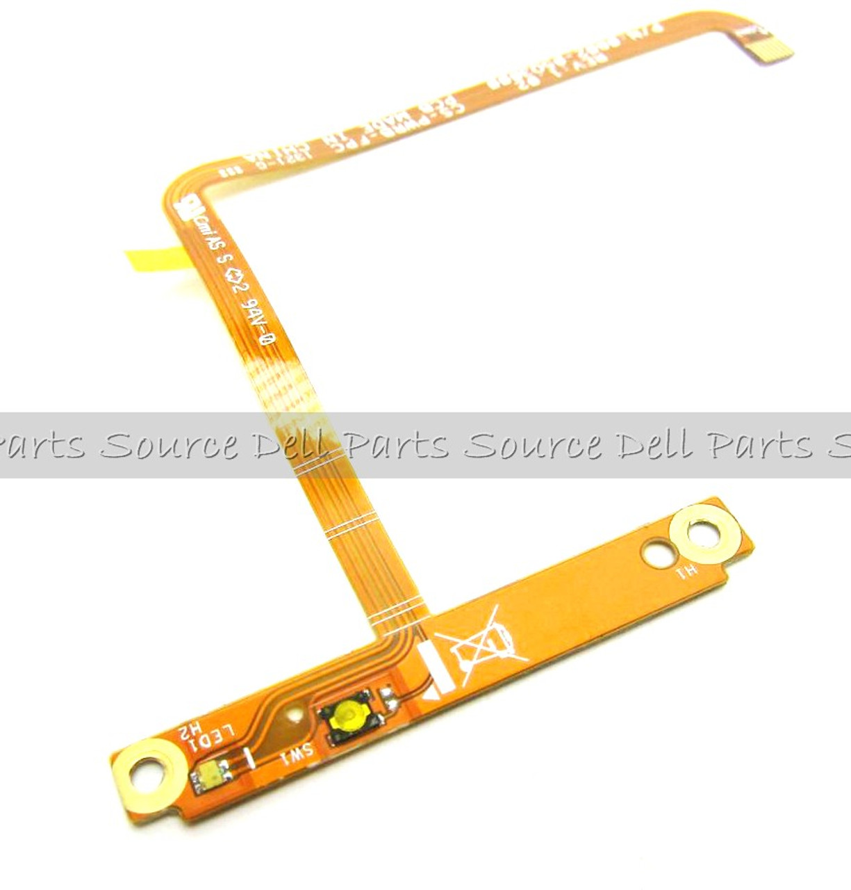 Dell XPS 18 1810 Power Button Switch Board W/ Cable - 0802-05Q3000