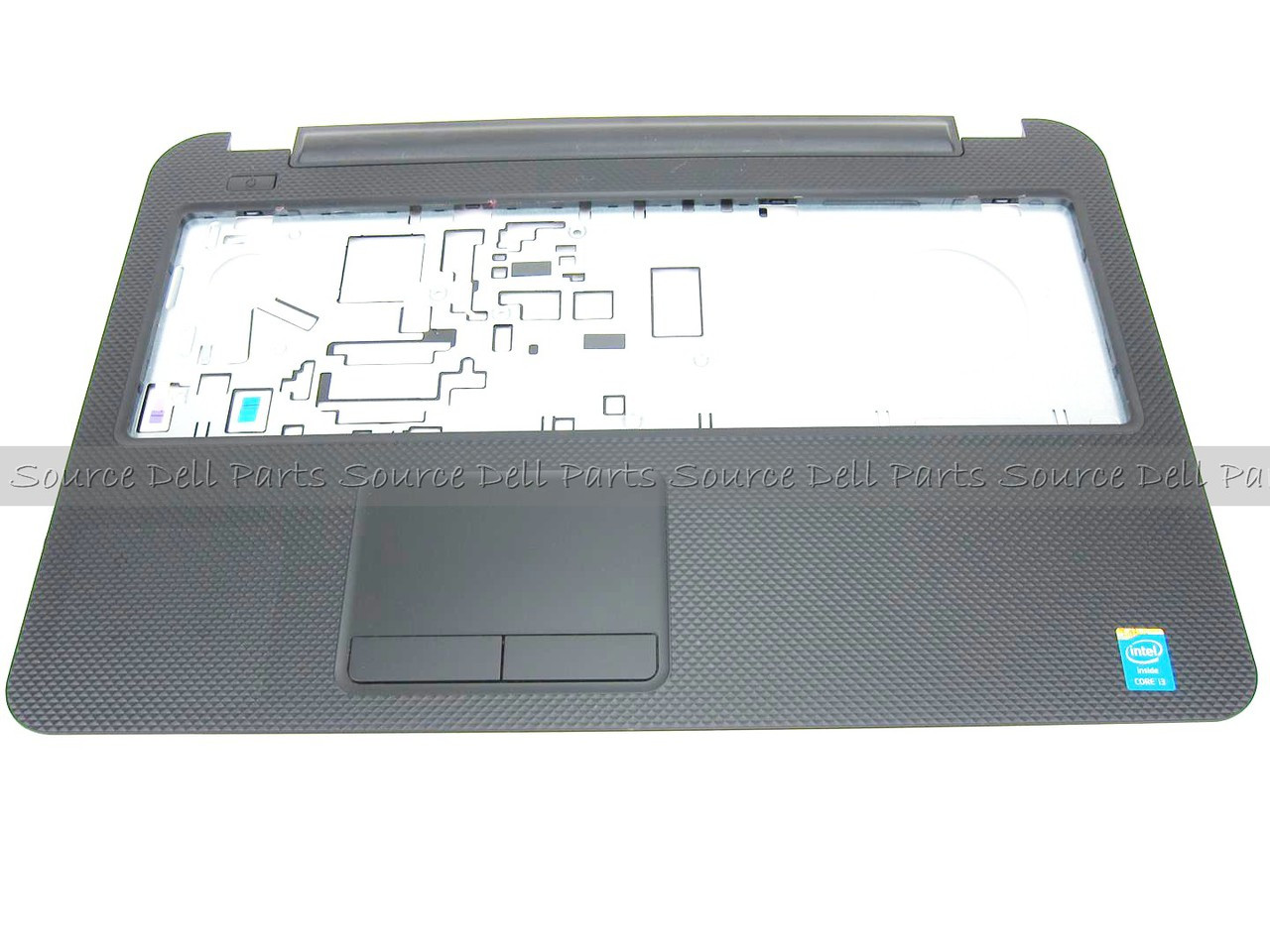Dell Inspiron 17 3737 Palmrest and Touchpad Assembly - H7CH9 (B)