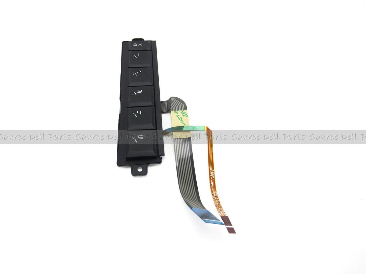 Alienware 18 R1 Function Keys / Hot Keys Keypad - TVX2F